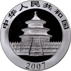Moneta > 10yuan, 2007 - Cina  (Panda) - obverse
