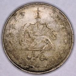 מטבע > 5ריאל, 1943-1950 - איראן  - reverse