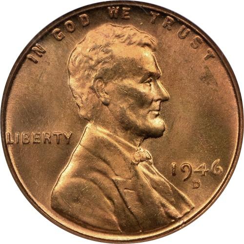 1 cent 1944-1958, USA - Coin value - uCoin net