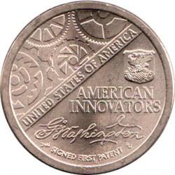 Монета > 1долар, 2018 - США  (Американські Інновації) - reverse
