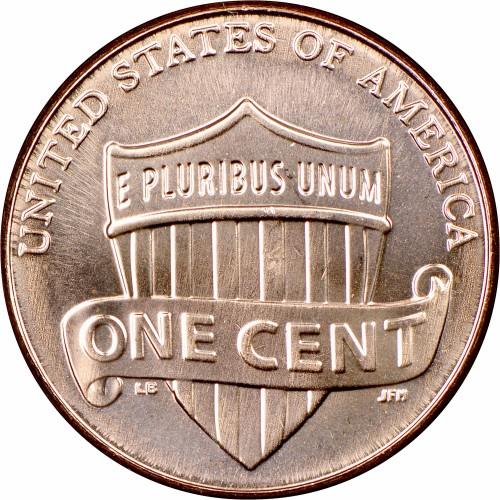 1 cent 2017, USA - Coin value - uCoin net