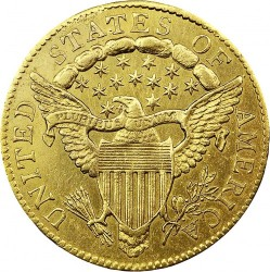 Moneda > 2½dólares, 1797-1807 - Estados Unidos  - reverse