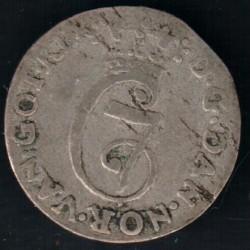 Münze > 2Schilling, 1778-1785 - Dänemark   - obverse