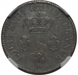 Монета > 2соу, 1816 - Френска Гвиана  - obverse