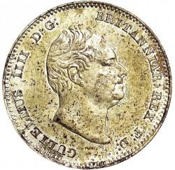 Монета > ¼гулден, 1836 - Британска Гвиана  - obverse