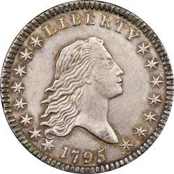 Монета > ½доллара, 1794-1795 - США  - obverse