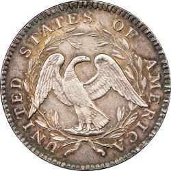Монета > ½доллара, 1794-1795 - США  - reverse
