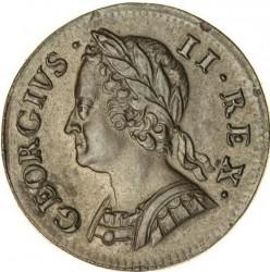 Moneda > 1farthing, 1741-1754 - Reino Unido  - obverse