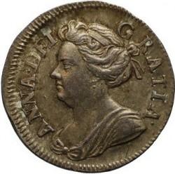 Νόμισμα > 2Πέννες, 1703-1713 - Ηνωμένο Βασίλειο  - obverse