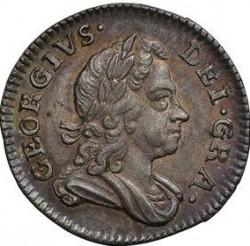 Moneda > 3peniques, 1717-1727 - Reino Unido  - obverse