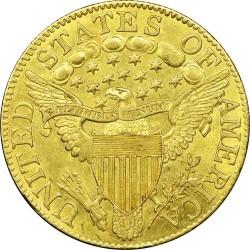 Münze > 5Dollar, 1795-1807 - USA  (Liberty Cap - Half Eagle) - reverse