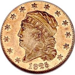 Moneda > 5dólares, 1813-1834 - Estados Unidos  - obverse