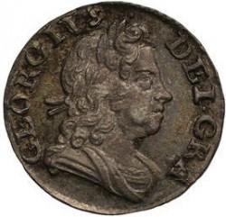 Moneda > 1penique, 1716-1727 - Reino Unido  - obverse