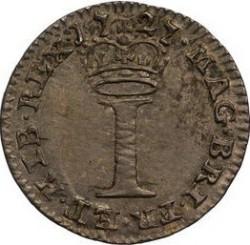 Moneda > 1penique, 1716-1727 - Reino Unido  - reverse