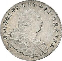 Moneda > 1penique, 1795-1800 - Reino Unido  - obverse