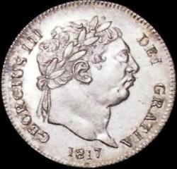 Moneda > 2peniques, 1817-1820 - Reino Unido  - obverse