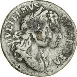 Moneta > 1farthing, 1689-1692 - Anglia  - obverse