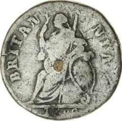 Moneta > 1farthing, 1689-1692 - Anglia  - reverse