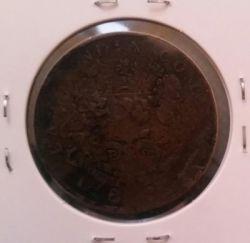 Монета > ½анна, 1834 - Индия - Британская  (Маленькие буквы) - reverse