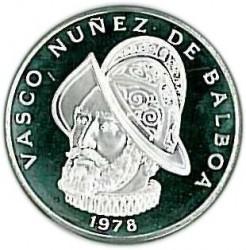 מטבע > 1בלבואה, 1978 - פנמה  (75th Anniversary - Republic of Panamá) - reverse