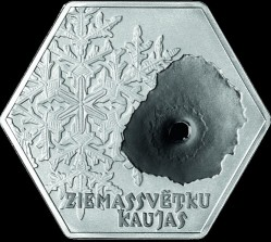 Монета > 5евро, 2016 - Латвия  (100 лет Митавской операции) - obverse