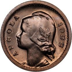 Монета > 10сентаво, 1921-1923 - Ангола  - obverse