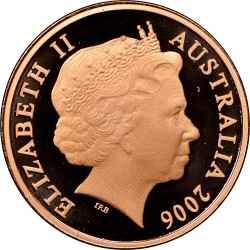 Moneda > 1centavo, 2006-2016 - Australia  - obverse