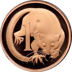 Moneda > 1centavo, 2006-2016 - Australia  - reverse