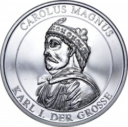 Moneta > 10euro, 1996 - Niemcy  (Karol Wielki) - reverse