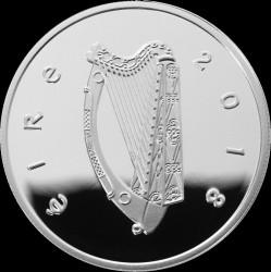Moneda > 15euros, 2018 - Irlanda  (Bram Stoker - Dracula) - obverse