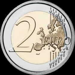 Moneta > 2eurai, 2019 - Italija  (500th Anniversary - Death of Leonardo da Vinci) - reverse