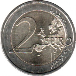 Münze > 2Euro, 2019 - Irland   (100th Anniversary - 1st Meeting of Dáil Éireann) - obverse