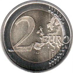 Moneta > 2euro, 2019 - Niemcy  (70 rocznica - Bundesrat) - reverse