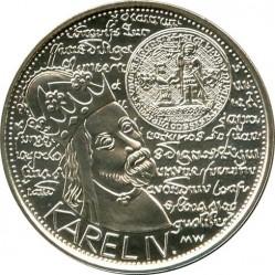 Moneta > 200corone, 1998 - Repubblica Ceca  (650th Anniversary - Charles University in Prague) - reverse