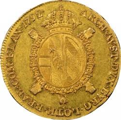 Moneta > 1suweren, 1790-1792 - Niderlandy Austriackie  - reverse