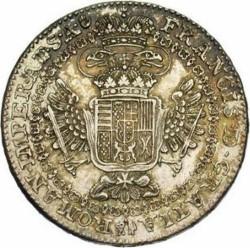 Moneda > 1kronenthaler, 1755-1765 - Països Baixos Austríacs  (Francesc I) - obverse