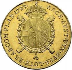 Moneta > 1suweren, 1792-1798 - Niderlandy Austriackie  - reverse