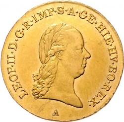 Moneta > ½suwerena, 1791-1792 - Niderlandy Austriackie  - obverse