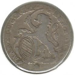 Moneda > 1escalin, 1751-1768 - Países Bajos Austríacos  - obverse