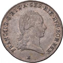 Moneta > ¼kronenthaler, 1792-1797 - Niderlandy Austriackie  - obverse