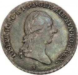 Moneta > ¼kronenthaler, 1788-1790 - Niderlandy Austriackie  - obverse
