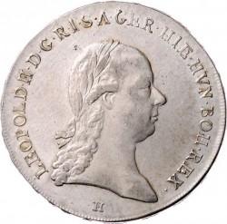 Moneta > 1kronenthaler, 1790-1792 - Niderlandy Austriackie  - obverse