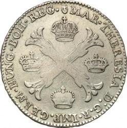 Moneta > 1kronenthaler, 1755-1779 - Niderlandy Austriackie  - obverse