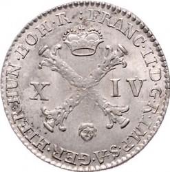 Moneta > 14liards, 1792-1794 - Niderlandy Austriackie  - obverse