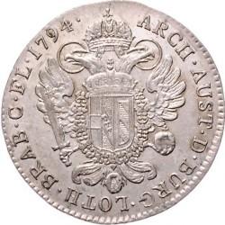 Moneta > 14liards, 1792-1794 - Niderlandy Austriackie  - reverse