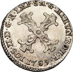 Monēta > 10liards, 1788-1789 - Austrian Netherlands  - reverse