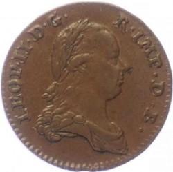 Moneta > 1liard, 1791-1792 - Niderlandy Austriackie  - obverse