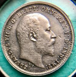Monēta > 2pensi, 1902 - Lielbritānija  - obverse