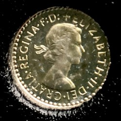 Монета > 1пенні, 2000 - Велика Британія  (Королева Єлизавета II) - obverse