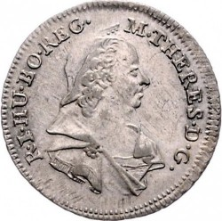 Moneta > 3kreuzer, 1765-1780 - Austria  - obverse